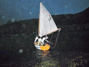 04:00竜飛漁港出帆